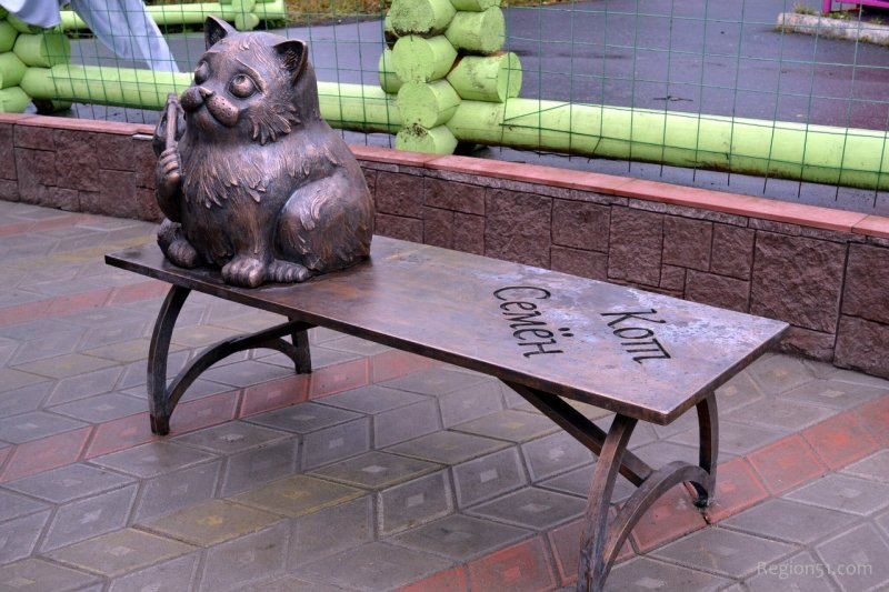 Кот Семён, Мурманск